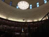 Stockholm City Library -- one place where I work