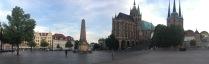 Erfurt -- Domplatz