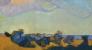 Ivan Agueli -- Motiv från Visby II / Theme from Visby (1892)