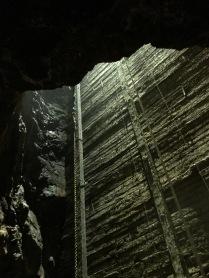 Falun Mine Shaft