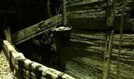 Falun Mine Shaft Bucket